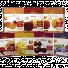 100%-os gyümölcslevek